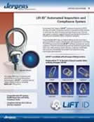 Jergens lifting solutions, Lift ID RFID automated tracking and compliance program
