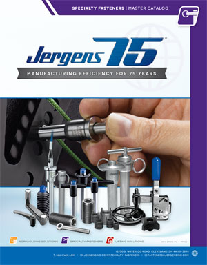 Jergens toggle clamps, true-lok, specialty fasteners