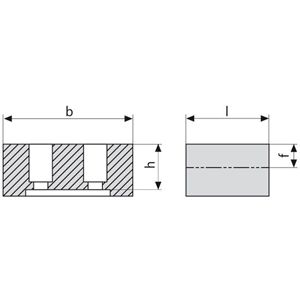 Picture for category Soft Jaw for Milling Workpiece Contours