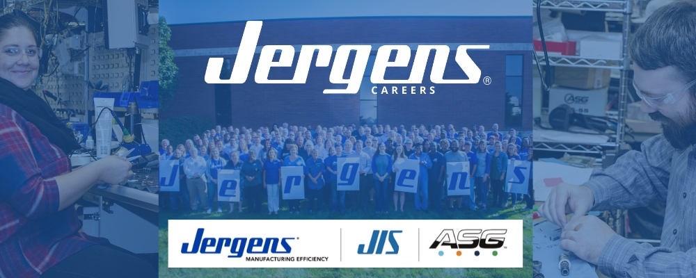 Jergens Careers Banner