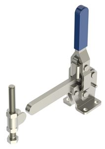 Picture of True-Lok™ Toggle Clamp - Flanged Base - Solid Arm - 990 LB CAP